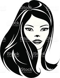 a new hairstyle fashion with a new hairstyle stock vector art 148003377 istock