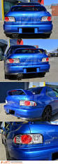 subaru gc8 coupe crystal altezza tail lights subaru 93 00 gc8 sedan impreza sti wrx