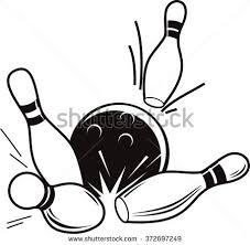 bowling ball black friday free bowling ball vector