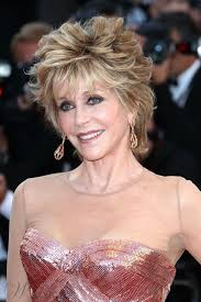 are jane fonda hairstyles wigs or her own hair jane fonda mixed colour deluxe lovely short wavy 100 real human