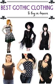 best gothic clothing on amazon 26 of the best pieces you u0027ll find
