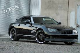 chrysler sports car 2004 chrysler crossfire soon to be rally build carsponsors com