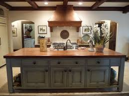 Island Kitchen Cabinets by French Gray Island Kitchen