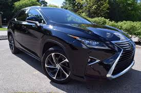 used lexus rx 350 with navigation 2016 lexus rx350 spot utility 3 5l awd navigation panoramic camera