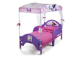 Sleep Number Bed Instructions Video Minnie Mouse Toddler Canopy Bed Delta Children U0027s Products