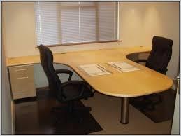 Long Computer Desks by Two Person Computer Desk Best Home Furniture Decoration