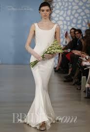 spring 2014 modern wedding dresses from vera wang monique