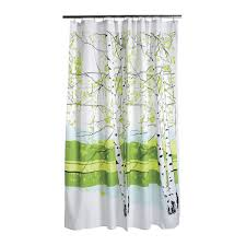 Polyester Shower Curtains Marimekko Kaiku Polyester Shower Curtain Marimekko Shower