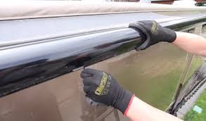 Rv Slide Awnings How To Replace A Carefree Of Colorado Awning Topper