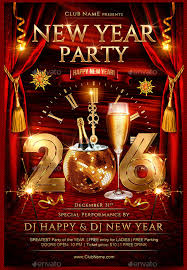25 new year flyer templates 2016 u2013 free psd eps indesign word
