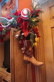 cowboy garland christmas decor pinterest garlands christmas