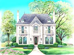 Colonial House Style French Colonial House Plans Corglife