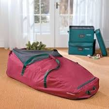 Christmas Tree Storage Bags On Wheels - rolling storage christmas tree bag wheeled portable durable 9 ft