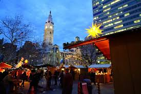 German Christmas Village Decorations by Christmas Village In Philadelphia Presented By Nrg Moves To