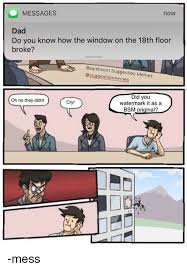 Boardroom Suggestion Meme - suggestion meme original