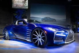 lexus black paint lexus lc 500 u0027black panther u0027 editions to stalk sema news cars com