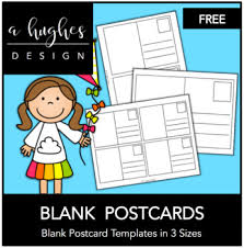 free blank postcards a hughes design by ashley hughes a hughes