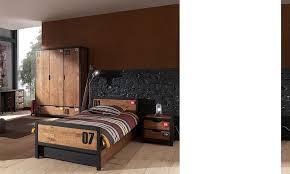 chambre enfant complet une chambre complète pour adolescent au style industriel