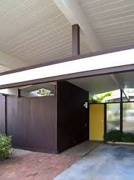 eichler entrance eichler paint colors mid century modern home