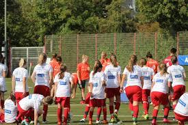 Dan K Hen Trainingstag Der Mädchenmannschaften Beim Fcb 2016 Www Bcf Damen De