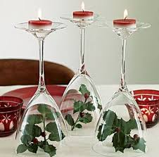 ornaments table setting