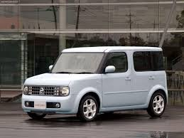 cube cars honda nissan cube 2003 pictures information u0026 specs