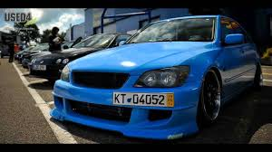 slammed lexus is200 my low lexus is 200 youtube