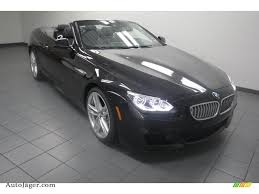 black convertible bmw 2014 bmw 6 series 650i convertible in black sapphire metallic