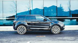 land rover suv 2016 review 2016 range rover evoque hse canadian auto review