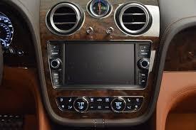 bentley steering wheel at night 2017 bentley bentayga stock b1219 for sale near greenwich ct