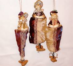 French Christmas Decorations Handmade Christmas Ornaments Never Ending Dream Agency