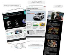 toyota web page email marketing by toyota different approaches newsletter