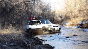 lifted subaru outback lifted subaru forester river crossing sumo parts youtube