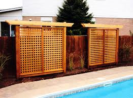 Privacy Backyard Ideas Backyard Privacy Screens Awesome Appealing Screen Ideas For With
