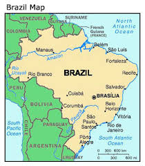 map of brazil location map of brazil www southtravels