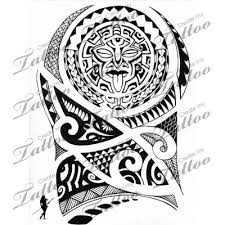 marketplace tattoo polynesian arm shoulder 5962 createmytattoo