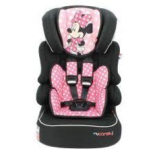siege auto a partir de 9kg offrez un siège auto minnie à votre enfant mon siège auto