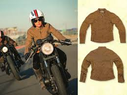 ladies motorcycle gear roland sands 2013 riding jackets return of the cafe racers
