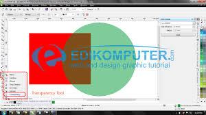 membuat gambar transparan di corel draw x7 cara membuat efek transparancy di coreldraw x6 informasi teknologi