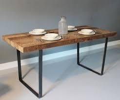 U Shaped Table Legs Dining Table Legs Metal
