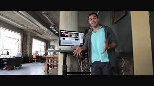 ergotron workfit d a stand up desk for active people youtube