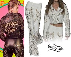 miley cyrus clothes style