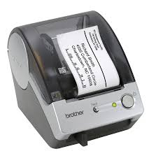 brother p touch ql 500 manual cut pc label printing system amazon