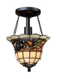 lighting 70021 1 buckingham semi flush ceiling fixture