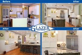 interior home renovations home renovation before and after glazer construction atlanta