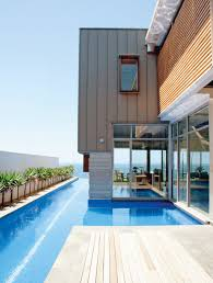 Pool Home 16 Boxy Modern Pools For This Summer Dwell