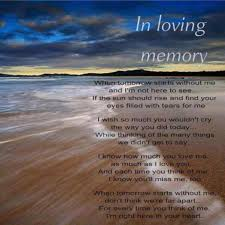 in memory of a loved one quotes in memory of someone quotes