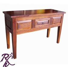 buy simple solid wood study table online in india rajhandicraft