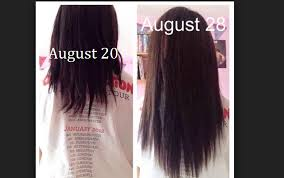 in just 1week how to grow your hair 3 4 inches longer