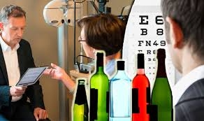 What Can Cause Temporary Blindness Alcohol Can Seriously Impact Your Eyes Heavy Drinking Can Cause